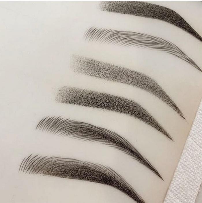 Техника перманентного макияжа