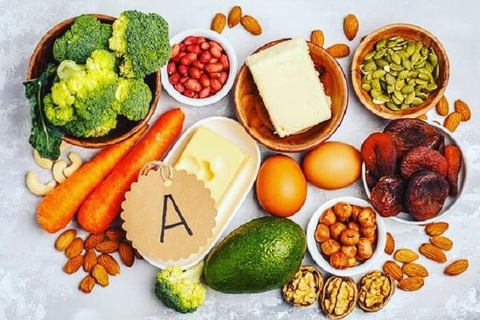 Витамины в рацион